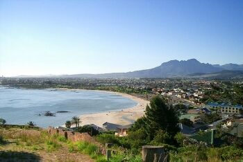 Gordons Bay, Helderberg Mountains, Somerset West, Cape Town