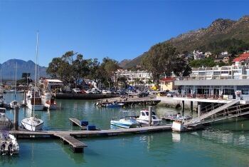 Gordon\'s Bay Yacht Club, Cape Town