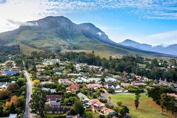 Helderberg Mountain, Somerset West, Cape Town