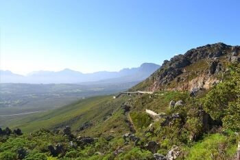 Sir Lowry\'s Pass, Cape Town